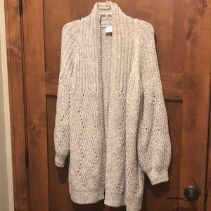 CAbi Cathedral Cardigan Sweater
